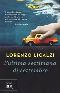 Lorenzo Licalzi – L'ultima settimana di settembre