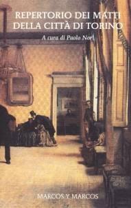 Paolo Nori – Repertorio dei matti della città di Torino