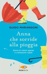 Guido Marangoni – Anna che sorride alla pioggia